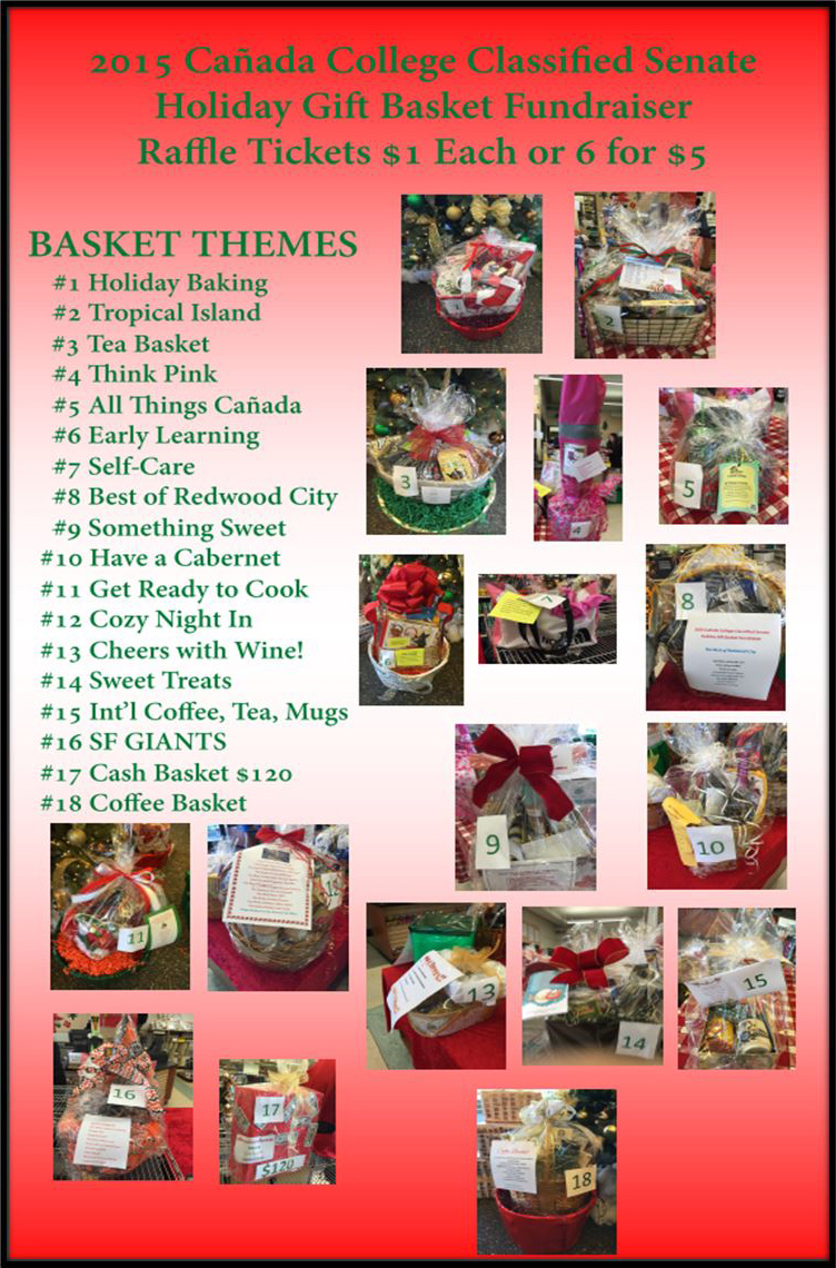 2015 holiday baskets