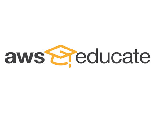Amazon Web Services Educate Logo