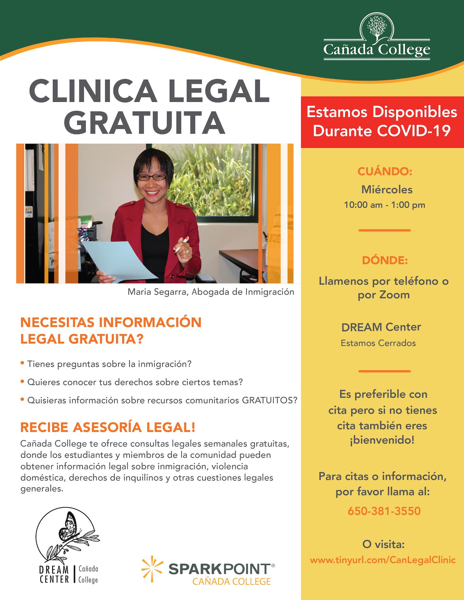 free clinic spanish
