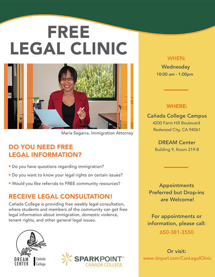 free clinic english