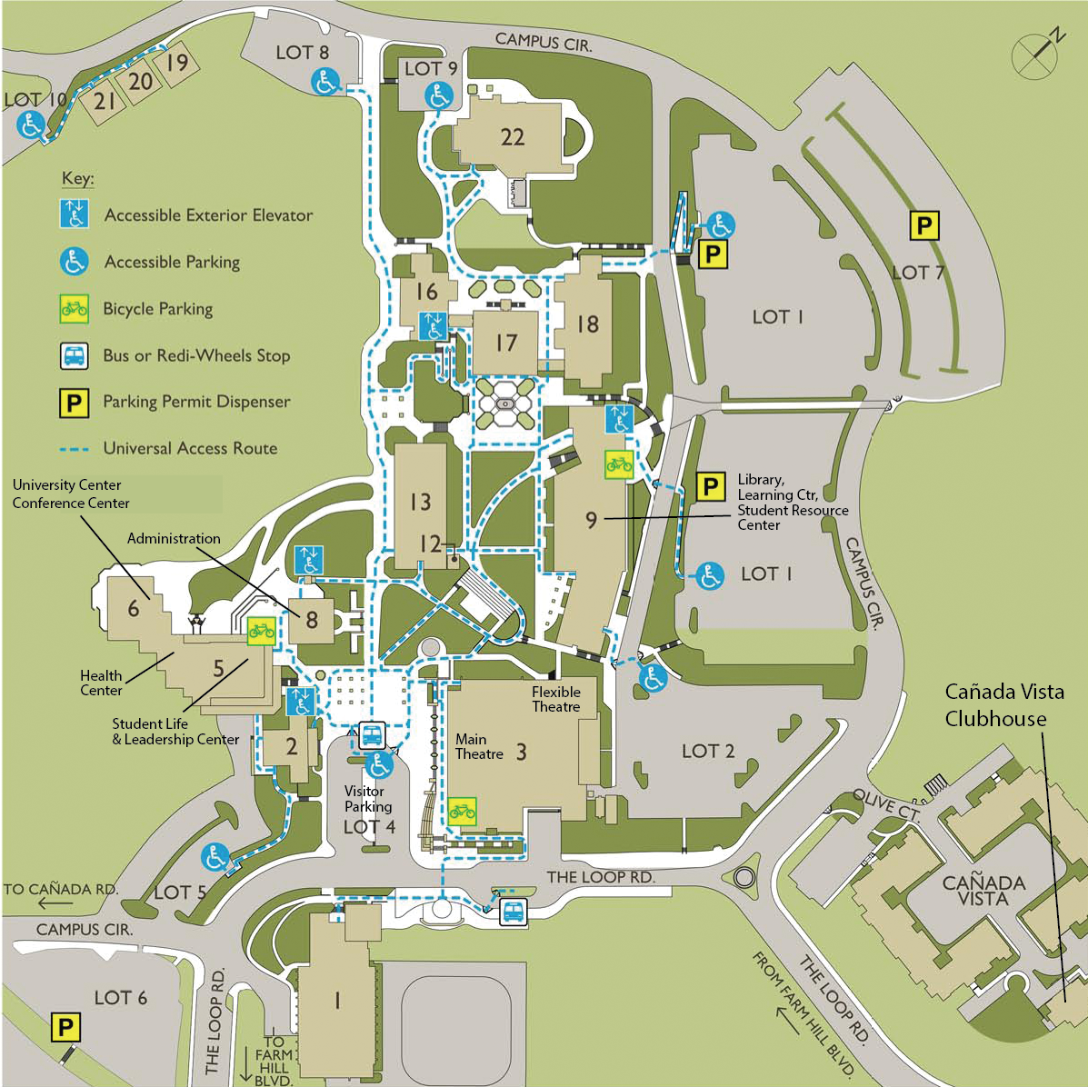 San Mateo High School Campus Map.Maps Canada Driving Directions
