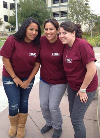 TRiO Student Assistants